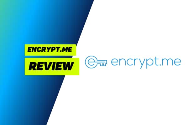 Encrypt.me Review
