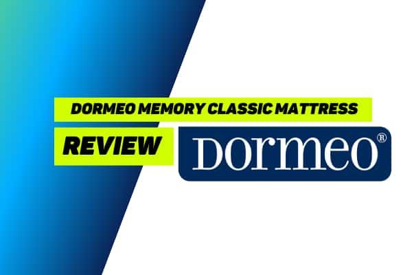 Dormeo Memory Classic Review