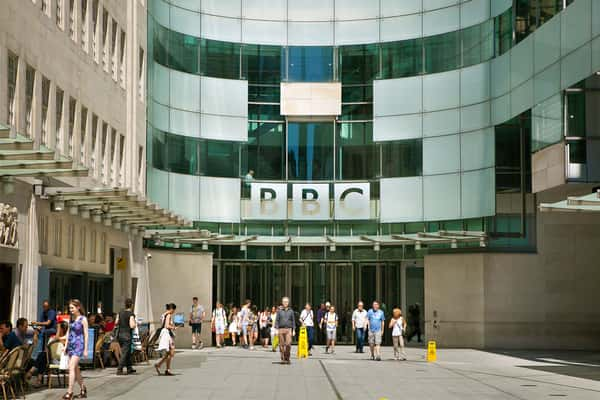 The Yearly Licence Fee from BBC Will Not Increase With Inflation Over the Next Five Years