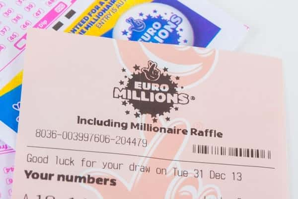 Brit Could Win the Biggest Lottery Prize of £184m