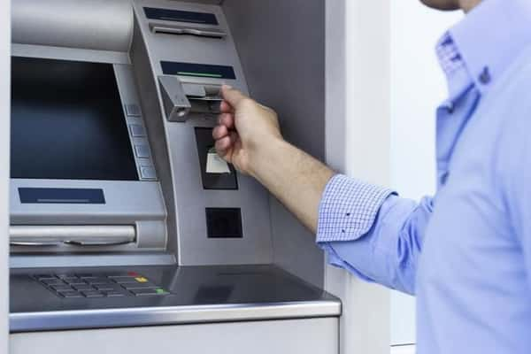 The Average ATM Withdrawal in the UK Has Reached £80